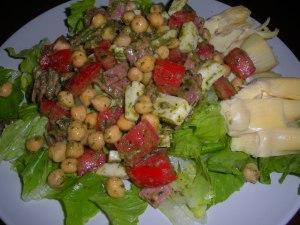 Sunday Afternoon Salad